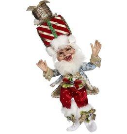 Mark Roberts Fairies Elves Christmas Present Elf SM 13 inch
