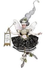 Mark Roberts Fairies Christmas Happy New Year Girl Fairy MD 17 Inch