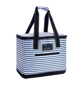 Scout Bags The Stiff One Large Soft Cooler w Molded Bottom - Strip Right