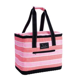 Scout Bags The Stiff One Large Soft Cooler w Molded Bottom - Adrenaline Blush