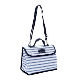 Scout Bags Madeline Lunch Box Tote - Blue Book