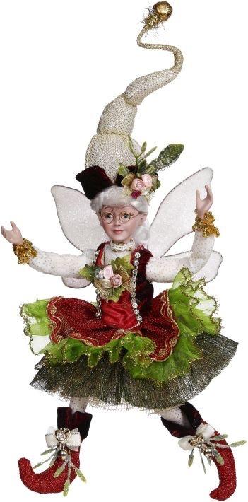 Mark Roberts Fairies Christmas Joy Girl Fairy SM 9 inch