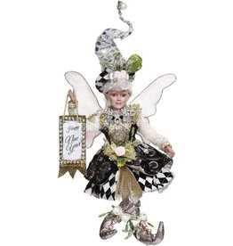 Mark Roberts Fairies Christmas Happy New Year Girl Fairy SM 9 Inch