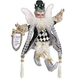 Mark Roberts Fairies Christmas Happy New Year Fairy SM 10 Inch