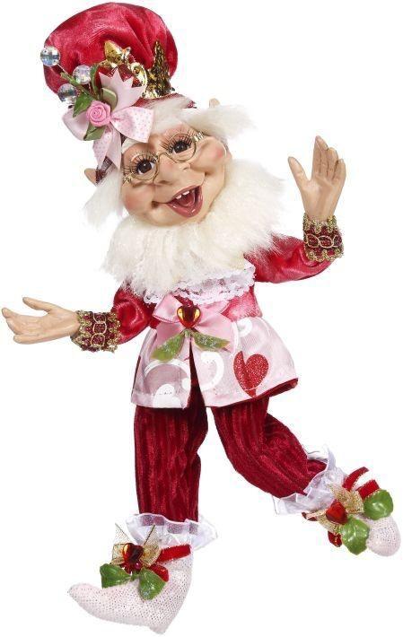 Mark Roberts Fairies Valentines Day Elves 51-97500 Forever Elf SM 12 inch