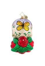 Christopher Radko Day of the Dead Ornament A Head for Details