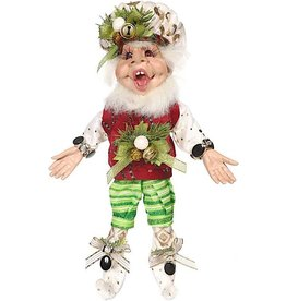 Mark Roberts Fairies Elves Golfing Elf SM 10.5 inch