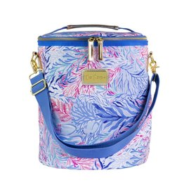 Lilly Pulitzer® Beach Cooler Insulated Beverage Bucket - Kaleidoscope Coral