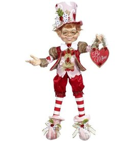 Mark Roberts Fairies Valentines Day Elves 51-97530 Valentine Elfin Elf SM 14 inch