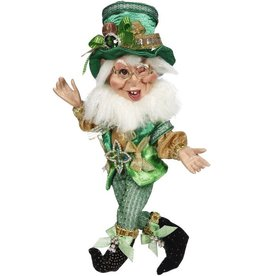 Mark Roberts Fairies Elves Irish St Patricks Leprechaun Elf 12 inch