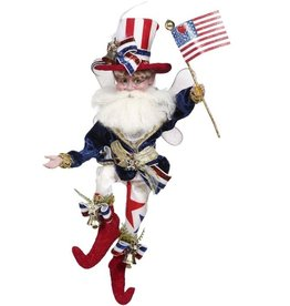 Mark Roberts Fairies Patriotic 51-97592 Proud Patriot Fairy SM 10 inch