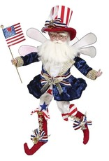 Mark Roberts Fairies Patriotic 51-97594 Proud Patriot Fairy MD 16 inch