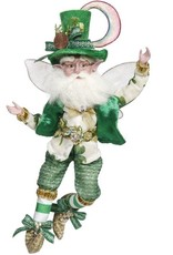 Mark Roberts Fairies Irish 51-97572 Luck Of The Irish Fairy SM 11 inch