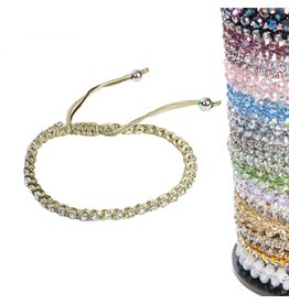 Jacqueline Kent Jewelry Sweet Petite Bracelet Cream JKB166CR Jacqueline Kent Jewelry