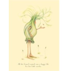 Patience Brewster Cards Mother Birthday Card All the fennel wanted was a happy life