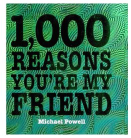Gift Book 1000 Reasons You are my Freind