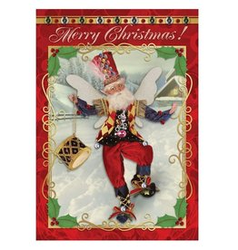 Mark Roberts Christmas Decorations Boxed Cards Drummer Boy Fairy