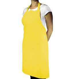 MUkitchen Cotton Twill Chef Apron - Chiffon Yellow