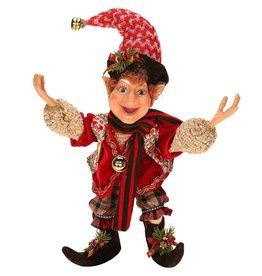 Mark Roberts Fairies Elves 51-41482 Merry Bells Elf MD 16 inch