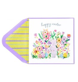 PAPYRUS® Easter Card Cute Bunny In Field