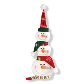 Gallerie II Musical Dancing Snowman Tree - Animated Christmas
