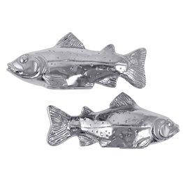 Mariposa Fish Salt and Pepper Shaker Set 1550