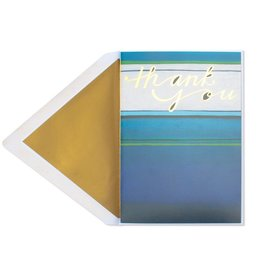 PAPYRUS® Thank You Card Blue and Green by Papyrus