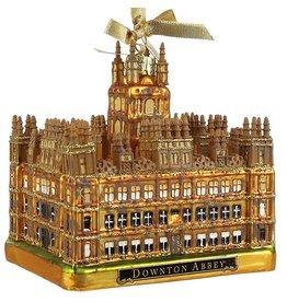 Kurt Adler Downton Abbey Glass Castle Christmas Ornament DA4138 Kurt Adler