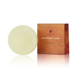 Thymes Simmered Cider Scented Wax Melt 1oz Boxed
