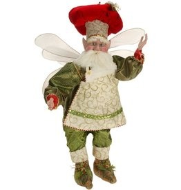 Mark Roberts Fairies Christmas North Pole Baker Fairy XLG 36 inch