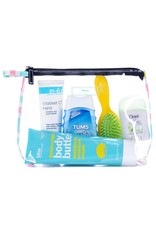 Scout Bags In The Clear Pouch See Through Water Resistant - Off Tropic