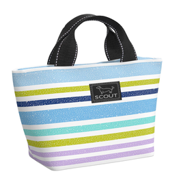 Scout Bags Nooner Lunch Box Cooler Tote - Bluehemian Rhapsody