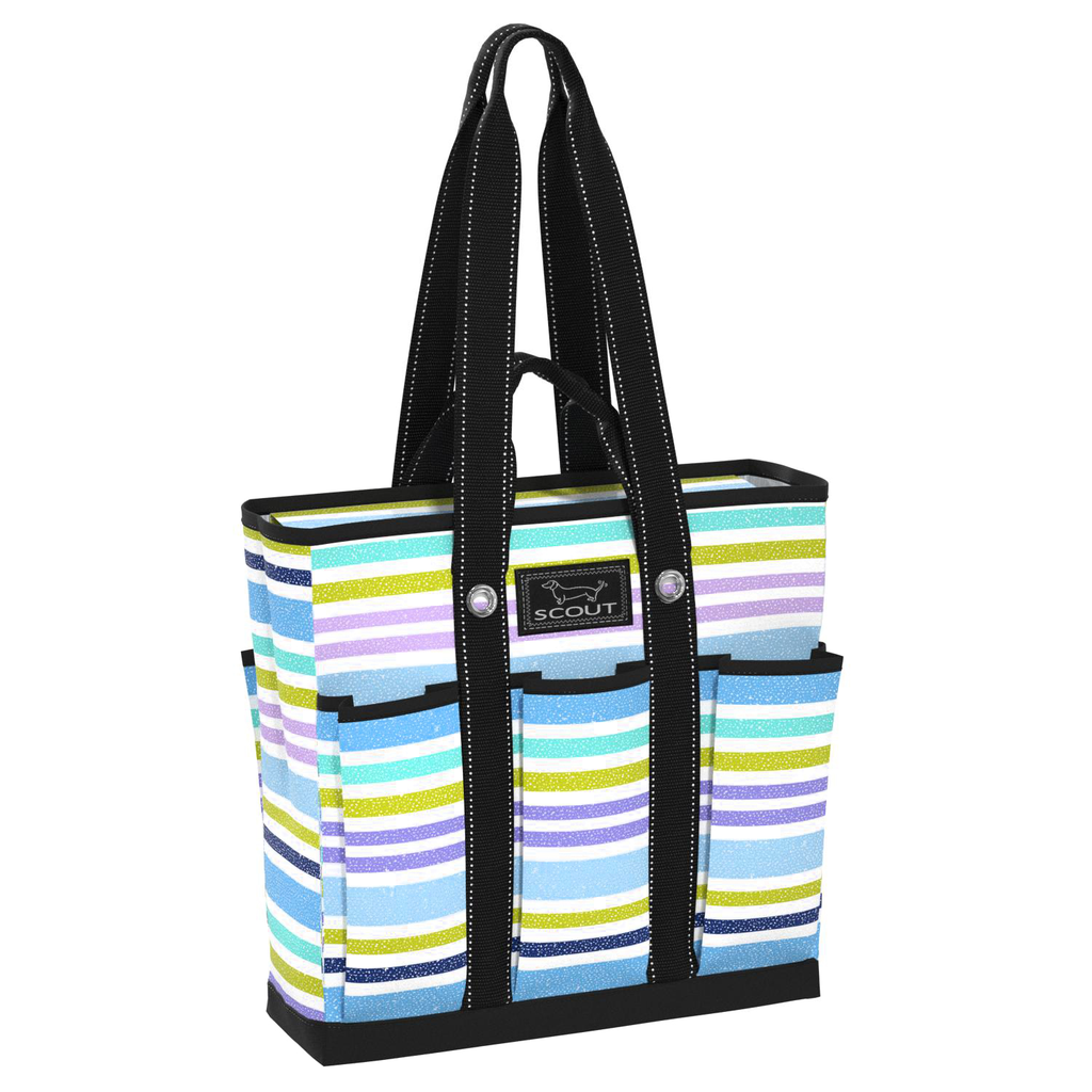 Scout Bags Pocket Rocket Tote Bag - Bluehemian Rhapsody
