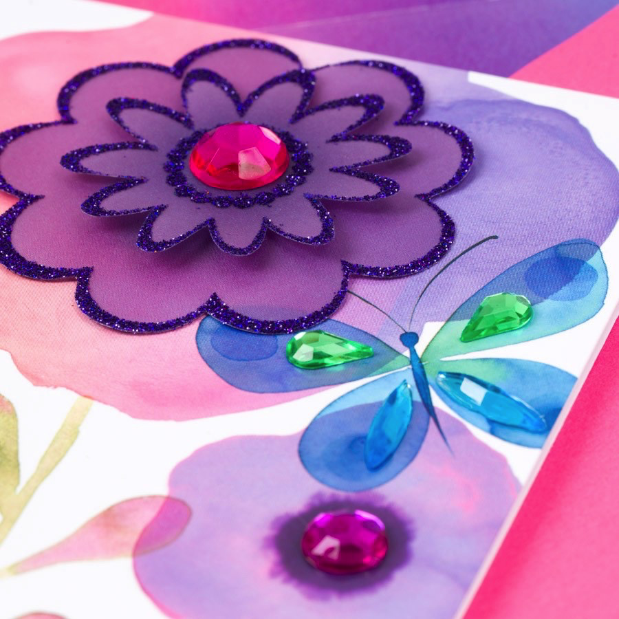PAPYRUS® Mothers Day Card Watercolor Garden