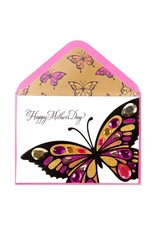 PAPYRUS® Mothers Day Cards - Glitter Butterfly With Gems