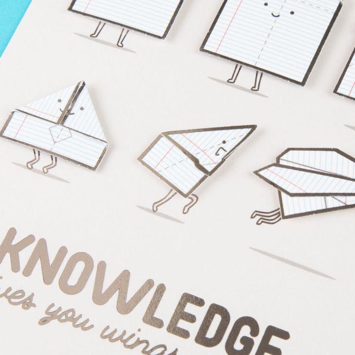 PAPYRUS® Graduation Cards Paper Airplanes