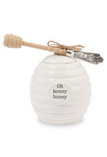 Mud Pie Honey Pot Set Oh Honey Honey