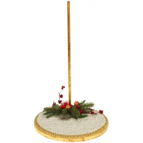 Mark Roberts Fairies Stands Snow Base Elf and Fairy Stand SM 52-82142