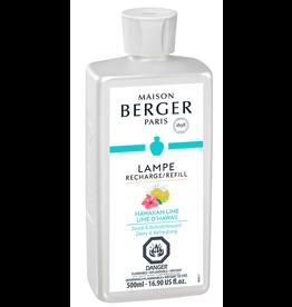 Lampe Berger Oil Liquid Fragrance 500ml Hawaiian Lime Maison Berger