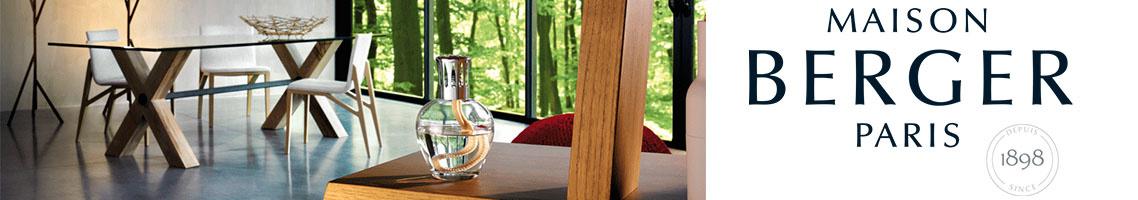 Maison Berger Lampe Berger Paris Home Fragrances Burners Lamp Oils Parfume