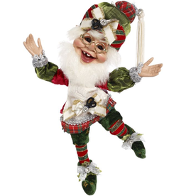 Mark Roberts Fairies Elves Christmas Gift Wrapping Elf SM 11 inch 51-96902