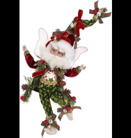 Mark Roberts Fairies Christmas Kris Kringle Fairy SM 10 inch 51-97236