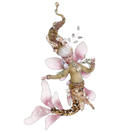 Mark Roberts Fairies Under The Sea Mermaid Fairy -GLD SM 12 Inches 51-97226-C