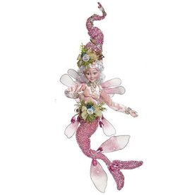Mark Roberts Fairies Under The Sea Mermaid Fairy -PNK SM 14-15 Inches
