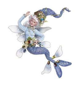Mark Roberts Fairies Under The Sea Mermaid Fairy -Blue SM 14-15 Inches