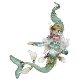 Mark Roberts Fairies Under The Sea Mermaid Fairy -GRN SM 14-15 Inches