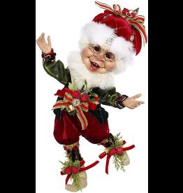 Mark Roberts Fairies Elves Christmas Ornament Elf SM 13 inch 51-96898