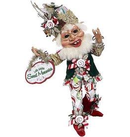 Mark Roberts Fairies Elves Christmas Candy Maker Elf SM 10.5 inch