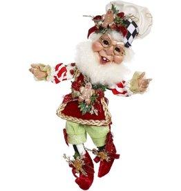 Mark Roberts Fairies Elves Christmas Cookie Maker Elf SM 11 inch 51-96914