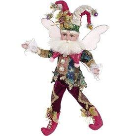 Mark Roberts Fairies Christmas Jingle Jester Fairy SM 10 inch 51-97210